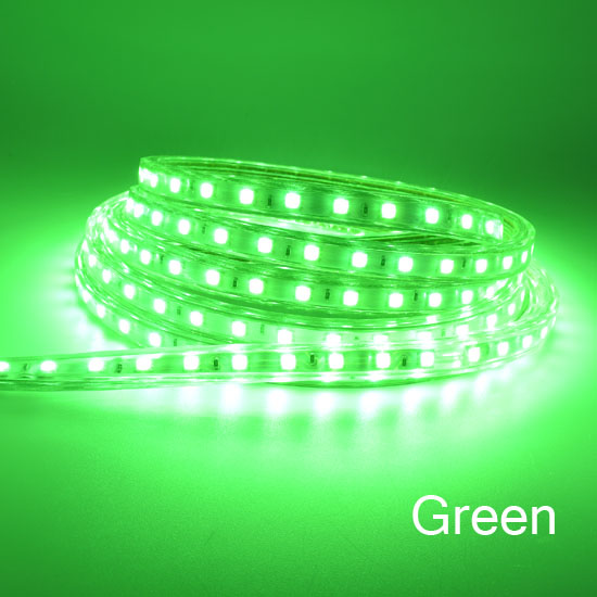 LED Strips  5050 green