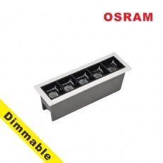OSRAM  Dimmable Laser Blade 10W LED Linear Downlight