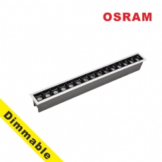 OSRAM  Dimmable Laser Blade 30W LED Linear Downlight